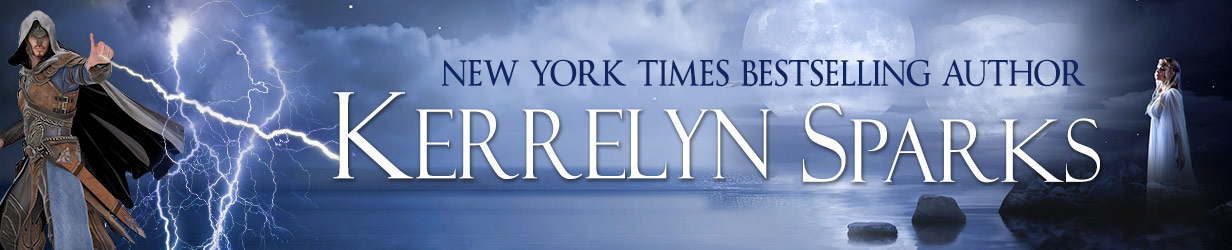 New York Time Bestselling Author Kerrelyn Sparks