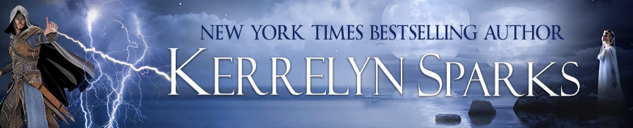 Kerrelyn Sparks, New York Times Bestselling Author